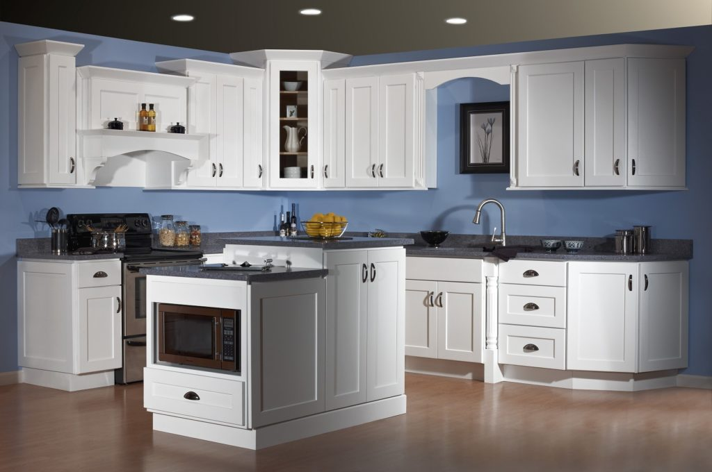 JSI Dover Kitchen3 1024x680 Stock Kitchen Cabinets