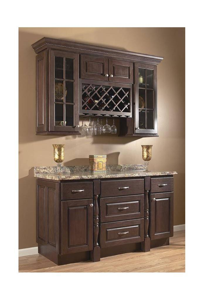 JSI Hampton Kitchen1 696x1024 Stock Kitchen Cabinets