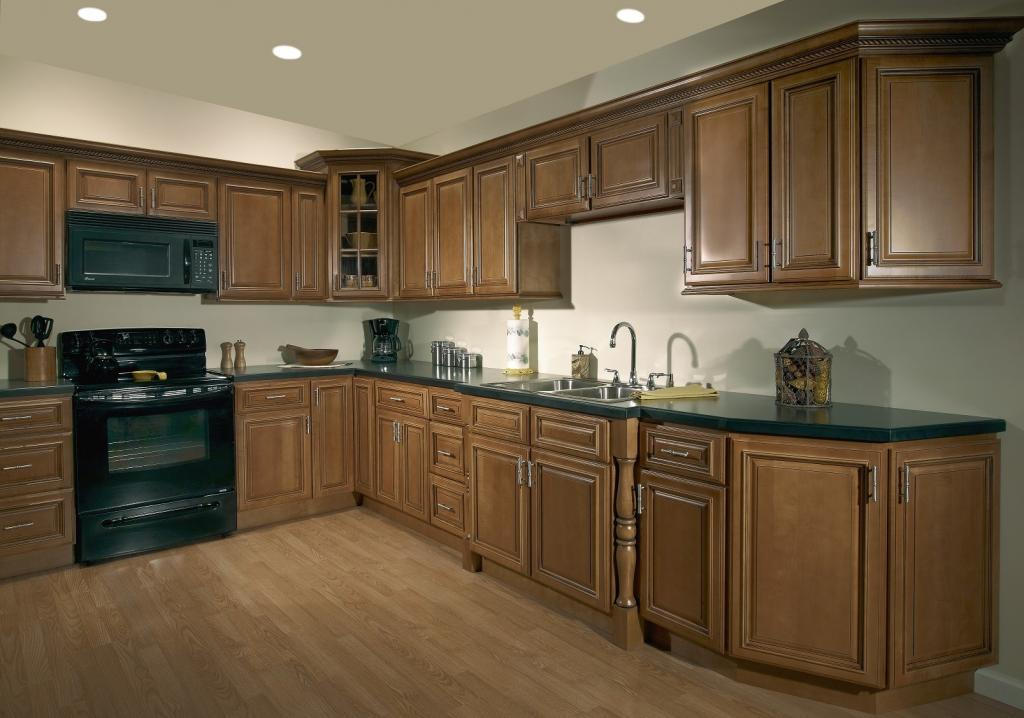JSI Kingston Kitchen2 1024x718 Stock Kitchen Cabinets