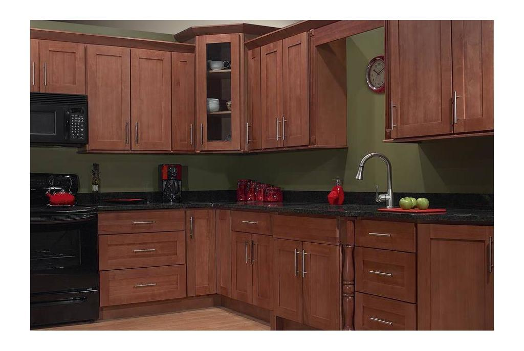 JSI Sturbridge Kitchen1 1024x687 Stock Kitchen Cabinets