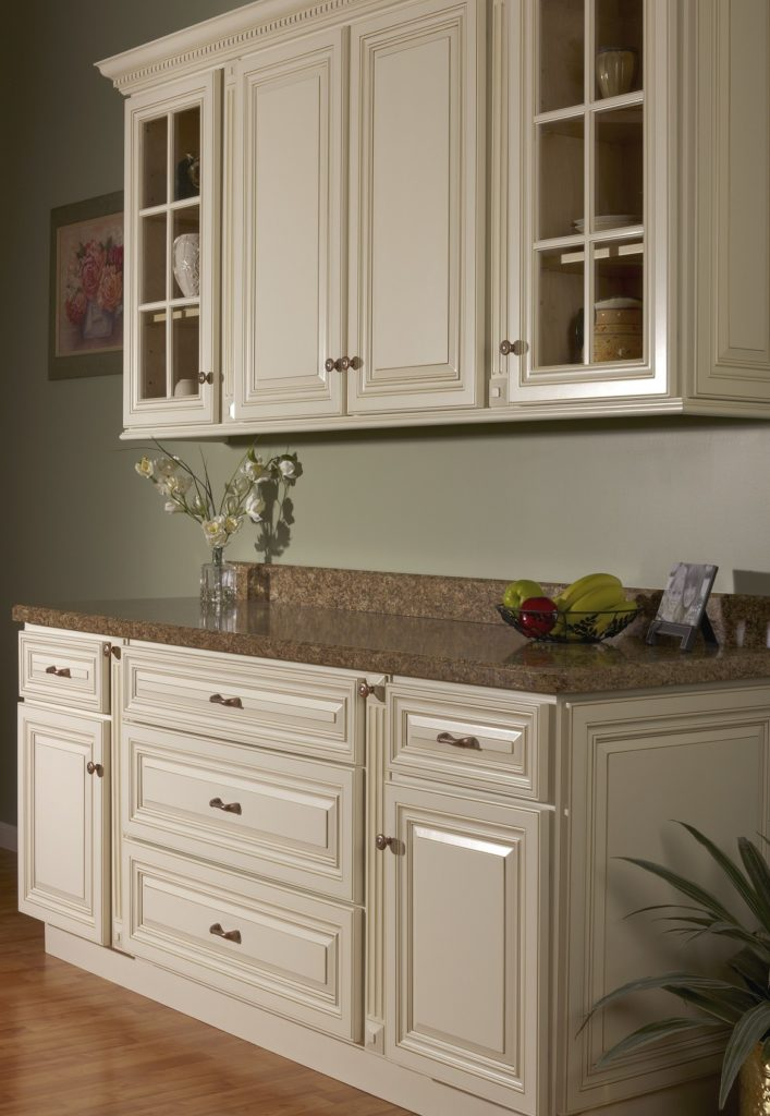 JSI Wheaton Kitchen3 707x1024 Stock Kitchen Cabinets