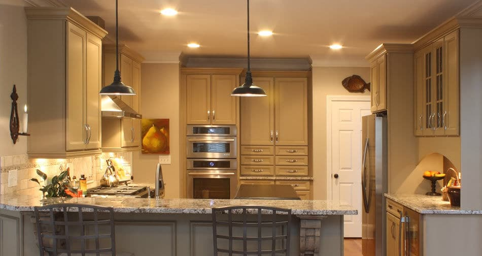 Semi Custom Kitchen Cabinets: Semi-Custom Kitchen Cabinets • Long Island