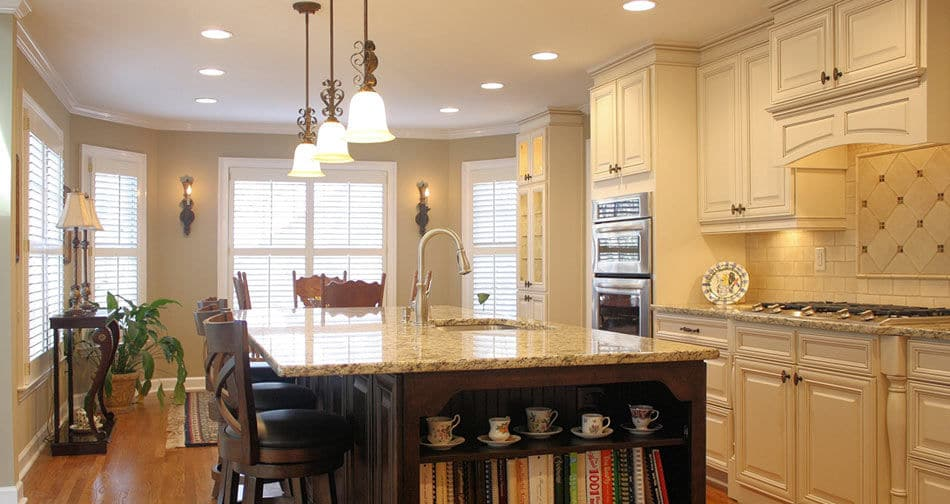 Semi-Custom Kitchen Cabinets • Long Island
