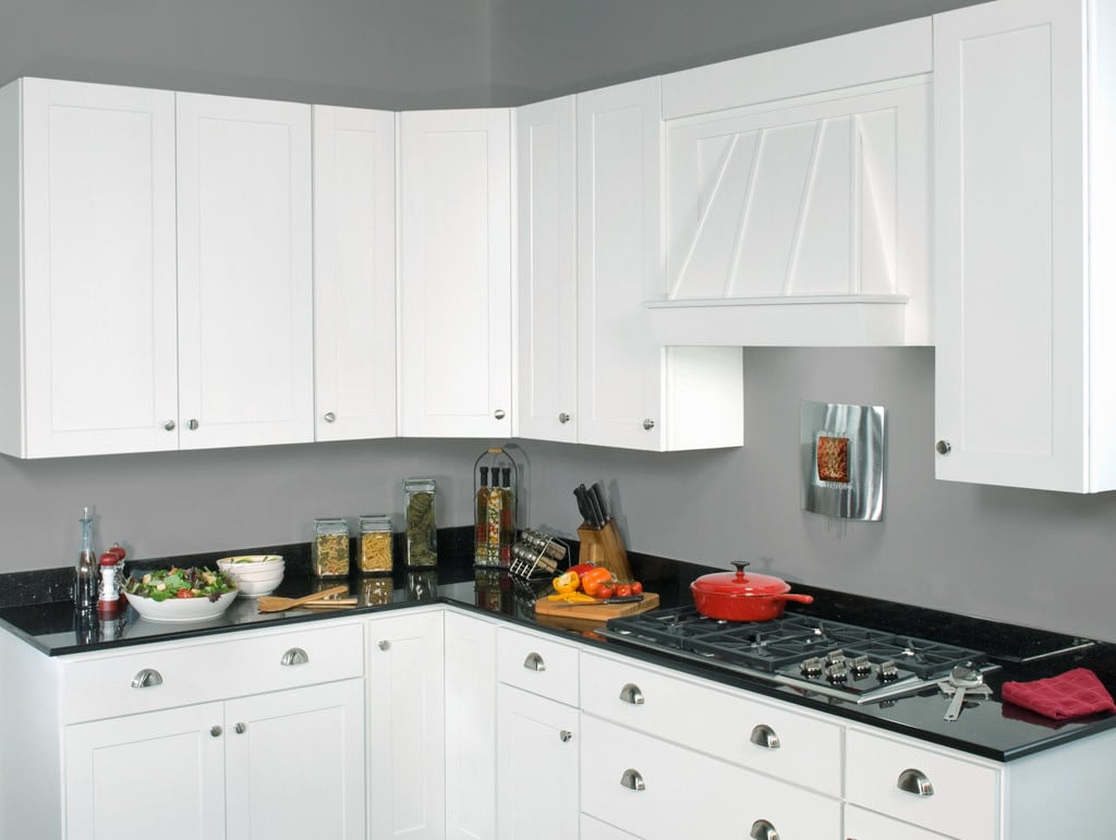 Wolf Dartmouth White Stock Kitchen Cabinets