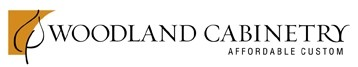 WoodlandCabinetry logo2009 web Custom Kitchen Cabinets